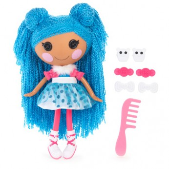 Lalaloopsy Loopy Hair Doll Mittens Fluff n' Stuff reviews
