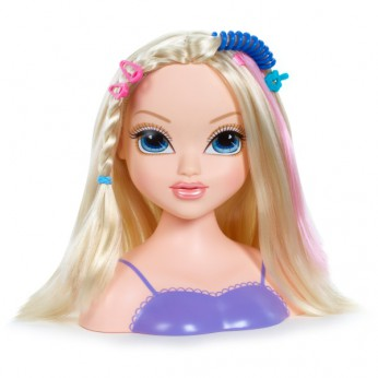 Moxie Hair Torso AVERY reviews