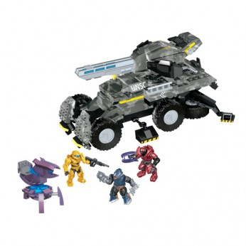 Mega Bloks Halo UNSC Anti-Armor Cobra reviews