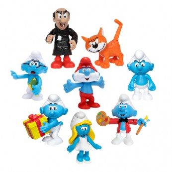 Smurfs 8 Pack Gift Set reviews