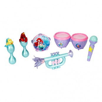 Disney Princess Ariels Musical Instruments reviews