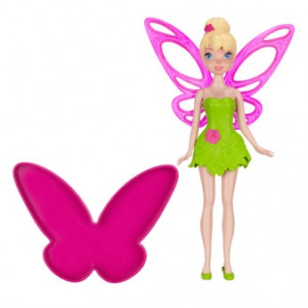 Disney Fairies 9 inch Tinkerbell Bubble Wings reviews