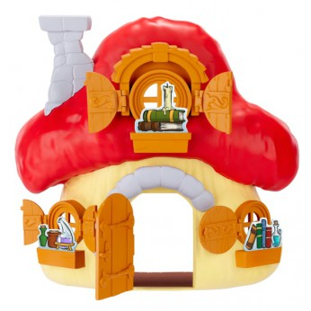 Smurfs 2 Mushroom House reviews