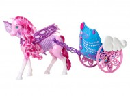 Barbie Mariposa Pegasus and Chariot
