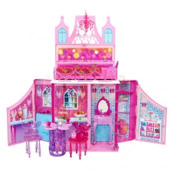 Barbie Mariposa and The Fairy Princess Playset reviews