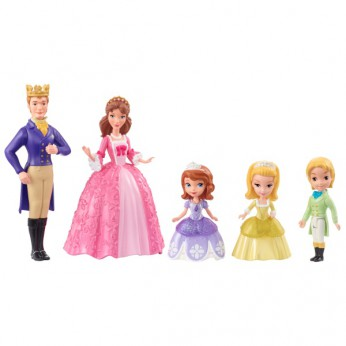 Disney Sofia the First Royal Family reviews