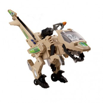 Vtech Commander Clade the Velociraptor reviews