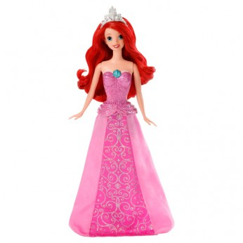 Disney Princess Ariel Feature Singing Doll reviews