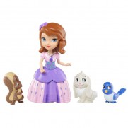 Disney Sofia the First and Animal Friends