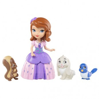 Disney Sofia the First and Animal Friends reviews