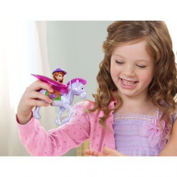 Disne Sofia the First Sofia and Minimus reviews