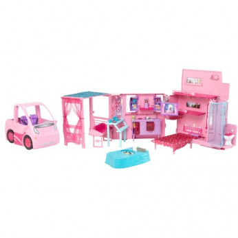 Barbie Camper Van reviews