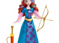 Disney Princess Feature Merida Fashion Doll
