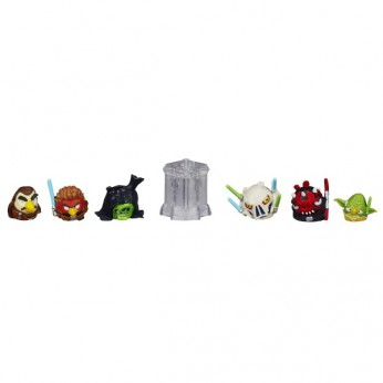 Angry Birds Star Wars Telepods Multi-Pack reviews