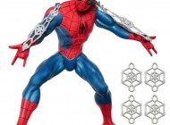 Spiderman Rapid Fire Web Blast Spiderman