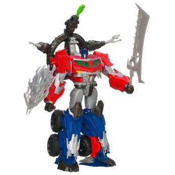 Transformers Beast Hunters Optimus Prime reviews
