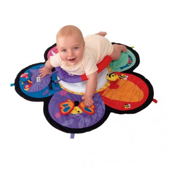 Lamaze Spin and Explore Gym reviews