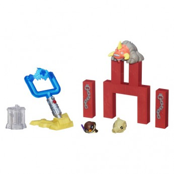 Angry Birds Star Wars Telepods Battle Games reviews