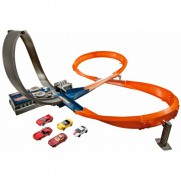 Hot Wheels Figure 8 Raceway