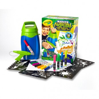 Crayola Marker Airbrush reviews