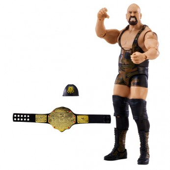 WWE Elite Series 22 BIG SHOW reviews