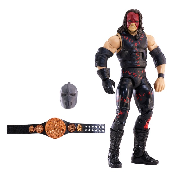 Wwe Girl Toys : Wwe elite series kane reviews toylike