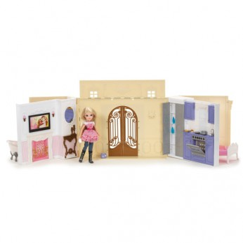 Moxie Girlz House with Avery Doll reviews