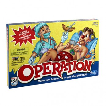 OPERATION GAME reviews
