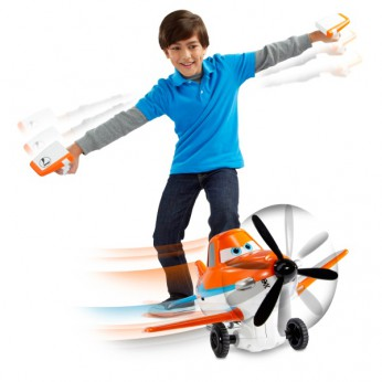 Cars Planes Tilt and Fly RC Dusty reviews
