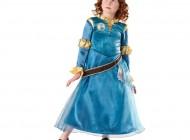 Disneys' Brave Deluxe Merida Costume