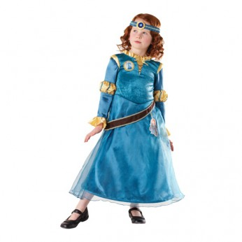 Disneys' Brave Deluxe Merida Costume reviews