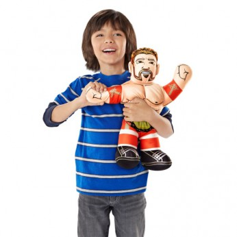 WWE Brawlin Buddies Sheamus reviews
