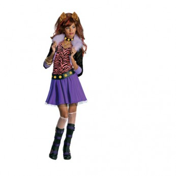 Monster High Clawdeen Wolf Wig reviews