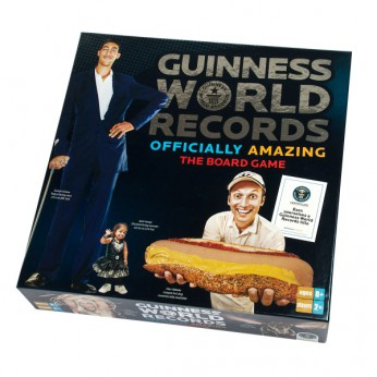 Guinness World Record Boardgame reviews