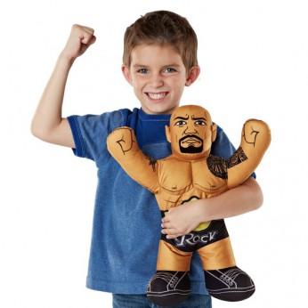 WWE Brawlin Buddies The ROCK reviews