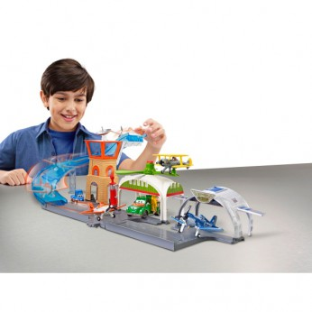 Cars Planes Propwash Junction Airport Playset reviews