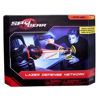 Spy Gear Laser Defense Network reviews