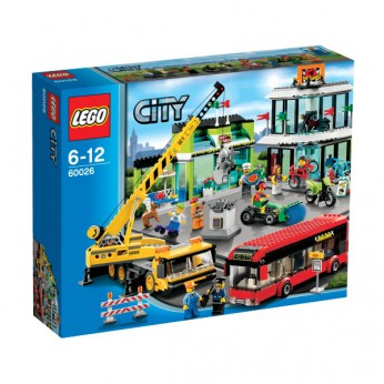 LEGO City Town Square 60026 reviews