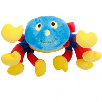 Woolly Spider Talking Plush reviews