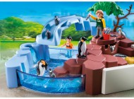 Playmobil Penguin Habitat Superset 4013