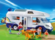 Playmobil Family Camper 4859
