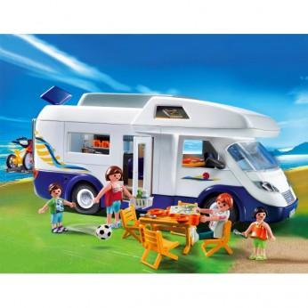 Playmobil Family Camper 4859