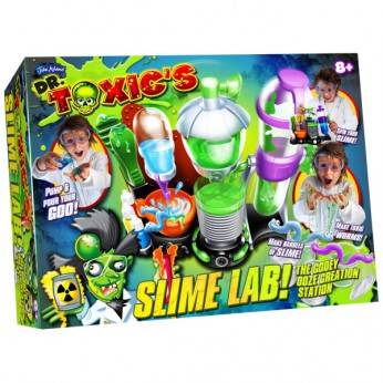 Dr. Toxic's Slime Lab reviews