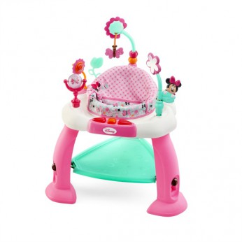 Bright Starts Minnie Mouse Bounce and Bloom reviews