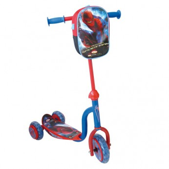 Spider-Man Tri-Scooter with Bag reviews