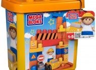 Mega Bloks Construction Site Tub 31pce