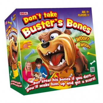Don't Take Buster's Bones reviews