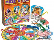 MASK N ASK Boardgame