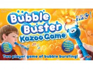 Bubble Buster Kazoo Board Game
