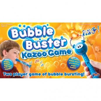 Bubble Buster Kazoo Board Game reviews